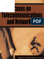 CS610 Cases on Telecommunications and Networking