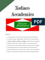 Zodico accademico