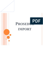 Prosedur Import