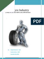 Mrf Tyre Industry Ver 4