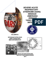 SARS (SEVERE ACUTE RESPIRATORY SYNDROME)