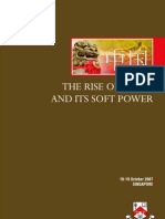 The_Rise_of_China and Its Soft Power