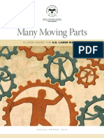 St. Louis Fed 2010 Annual Report - Many Moving Parts
