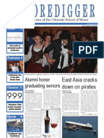 The Oredigger Issue 8 - October 31, 2011