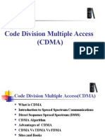 Code Division Multiple ma