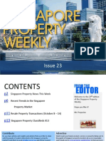Singapore Property Weekly Issue 23