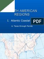 Ia.atlantic Coastal Plain - Texas to Florida