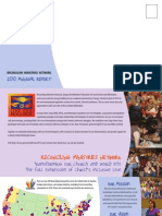 2010 Annual Report - Reconciling Ministries Network