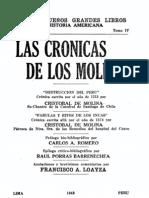 Crónicas de los Molinas