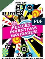 LUSH TIMES España - NAVIDAD 2011
