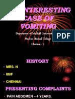 A Barium Study