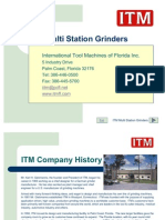 ITM Multi Station Grinders