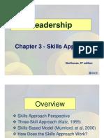 04 - Skills Approach, Sept 22