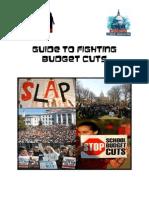 Slap-fighting Budget Cuts