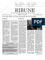 LAU Tribune -  Issue 1