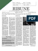 LAU Tribune -  Issue 1