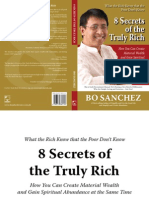 8 Secrets of the Truly Rich-Bo Sanchez