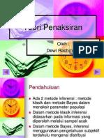 Teori_Penaksiran