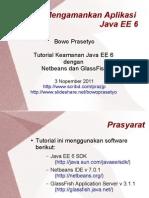 Mengamankan Aplikasi Java EE 6