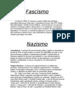 Fascismo e Nazismo