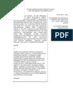 Caso Federal contra AEE_CIVIL NO11 2003_Roman Et Als v AEE Et Als 1
