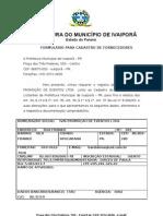DOCUMENTOS IVAIPORÃ