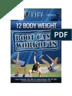 KBL 12 Workouts
