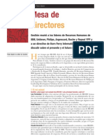 Babini, Pablo - Mesa de Direct Ores de RRHH Revista Gestion