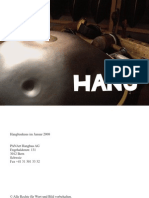 Booklet Hang