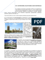 Arquitectura Segunda Mitad Del XIX. Eclecticismo Historicismo Nuevos Materiales