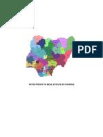 Real Estate Investment in Nigeria