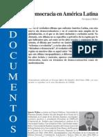 Walker Democracia en America Latina