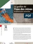 INF2002 Mines et Gestion Post-extractive _eaux d'Exhaure _brgm