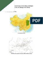 Dynastie Xia et Shang