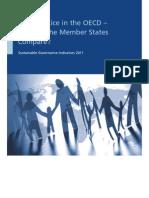 SGI11 Social Justice OECD