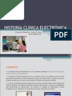 Historia Clínica Electornica