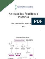 Aula 2 Proteínas pdf