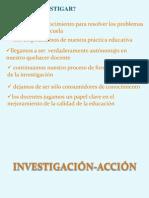 Investigación y Acción por Prof. Gabriela