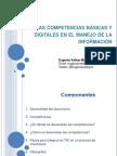 Las Competencias y Las TIC