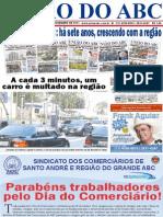 Edição 120 - Jornal União do ABC