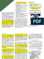 Informationsfaltblatt