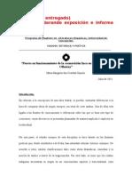 MARGARITA Cosmovision Inca en La Trama Del Ollantay