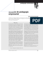 Modelo de Pedagogia rial
