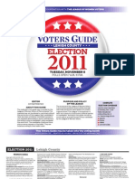 2011 Lehigh County Voters Guide