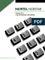 Nortel Norstar - Guia de Funciones Del Telefono