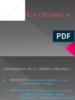 2. Química Orgánica