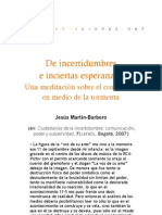 14761881 de Incertidumbres e Inciertas Esperanzas[1]