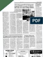 Documentación al Congreso sobre el IPES de ALDEADÁVILA(SALAMNCA), La vanguardia, 24/6/1987