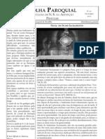 Folha Paroquial Outubro 2011