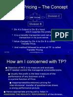 L13 TP Mkt Based Method